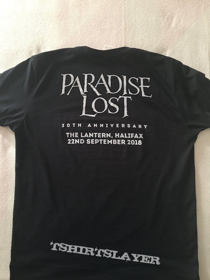 Paradise Lost-The Lantern,Halifax-30th Anniversary