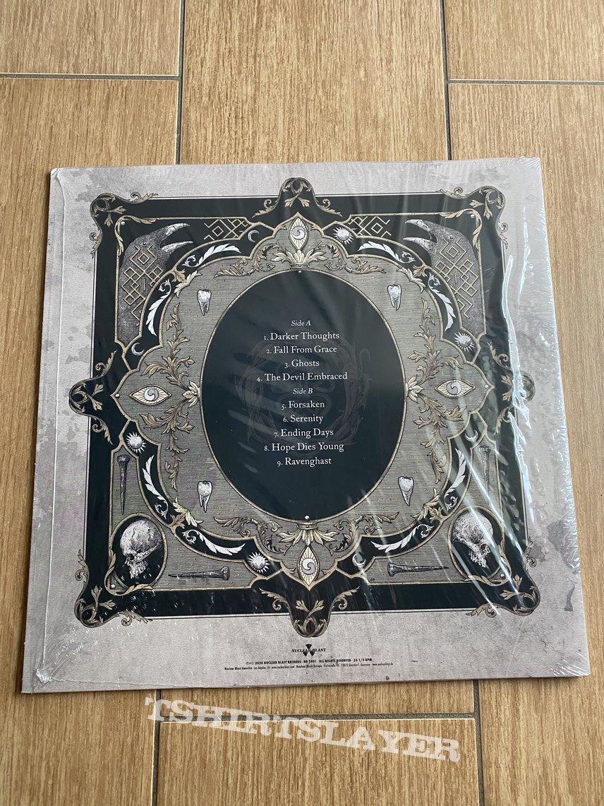 Paradise Lost-USA Obsidian(Blood,Black Splatter Vinyl)
