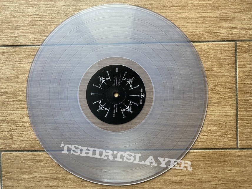 Paradise Lost-Obsidian(Clear Vinyl)