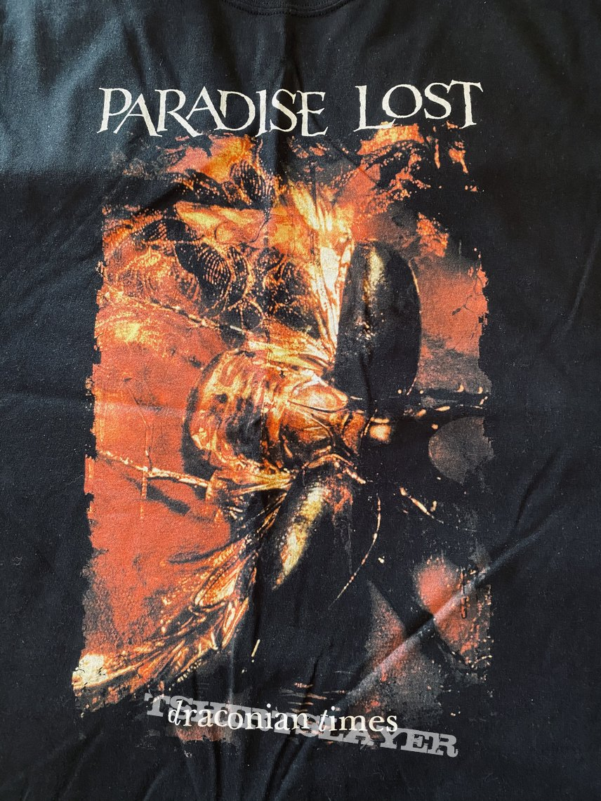 Paradise Lost-Draconian Times 25 Years Anniversary