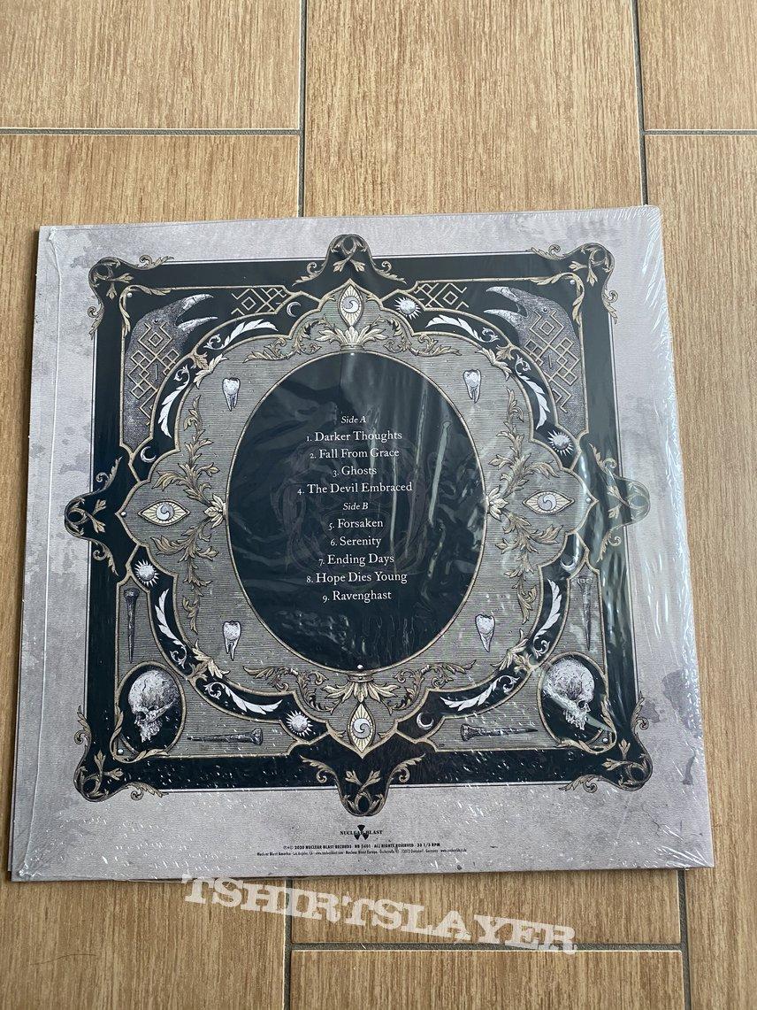 Paradise Lost-Obsidian USA(Bone,Black Splatter Vinyl)