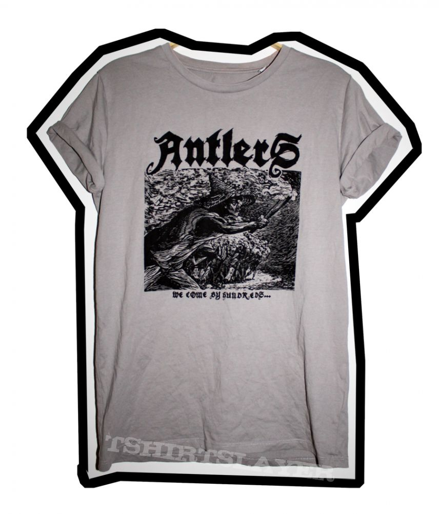 Antlers - We Come By Hundreds Shirt