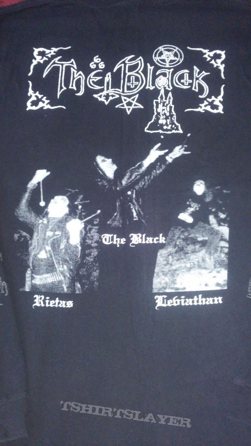 The black - the priest of satan