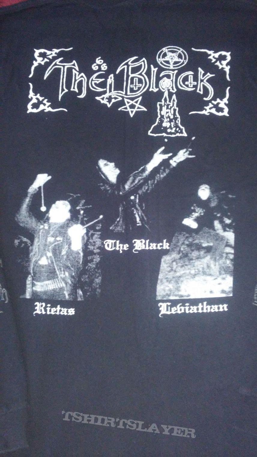 The black - the priest of satan