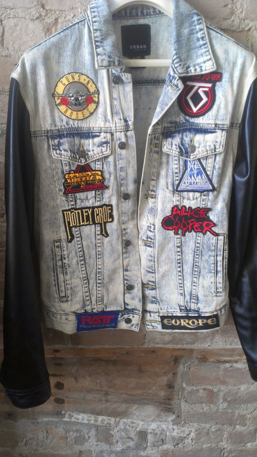 Battle Jacket #4