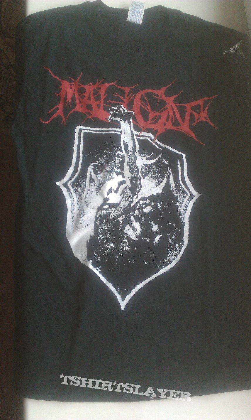 Malign - Fireborn shirt