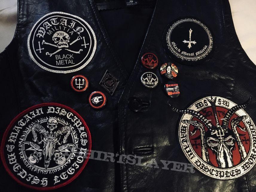 Watain Disciples Vest