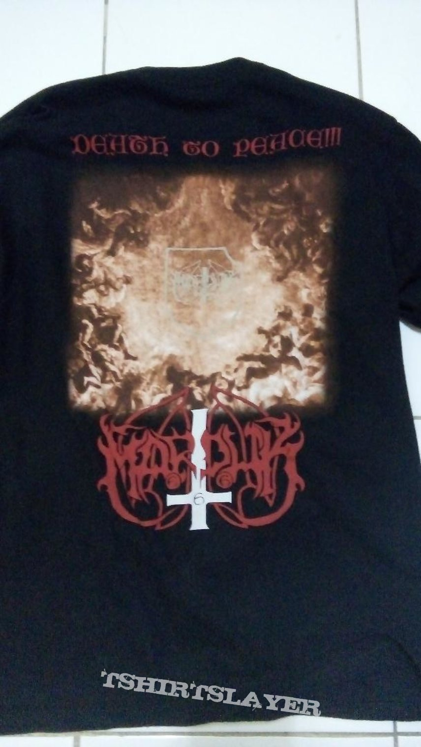 Marduk heaven shall burn ... when we are gathered