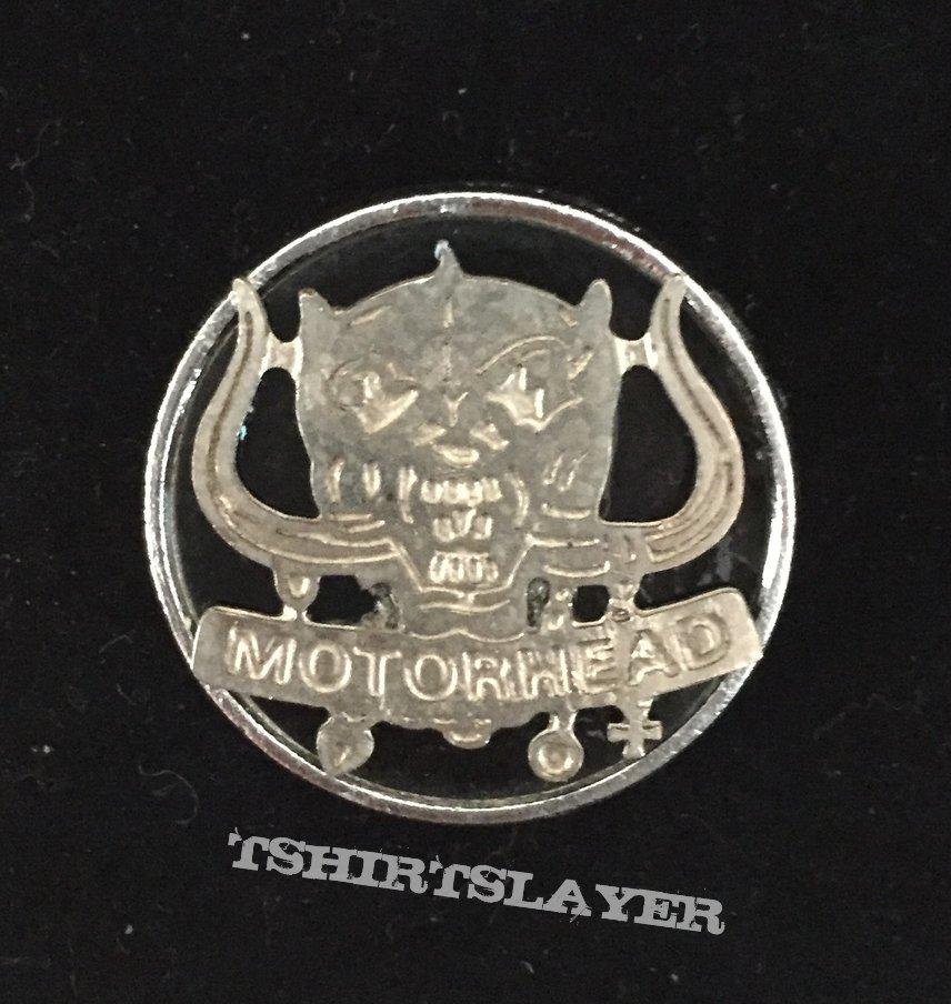 Motörhead badge