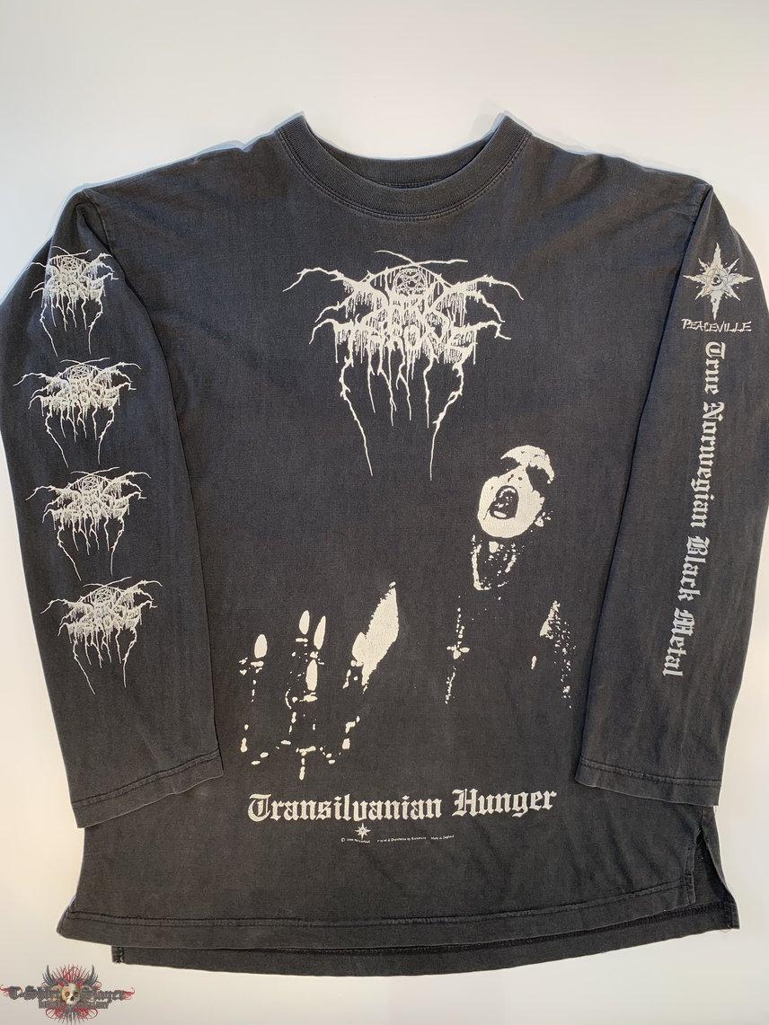 Darkthrone Transylvanian Hunger LS