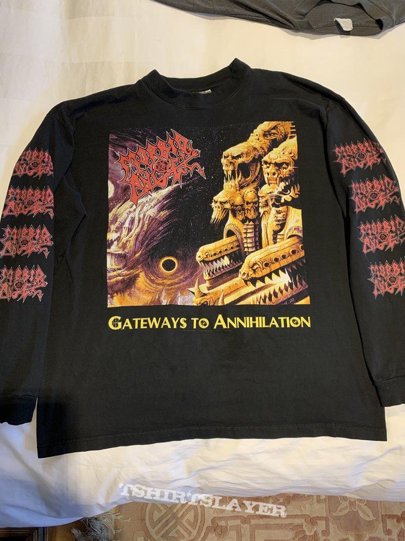 Morbid Angel 'Gateways to Annihilation' Tour Longsleeve