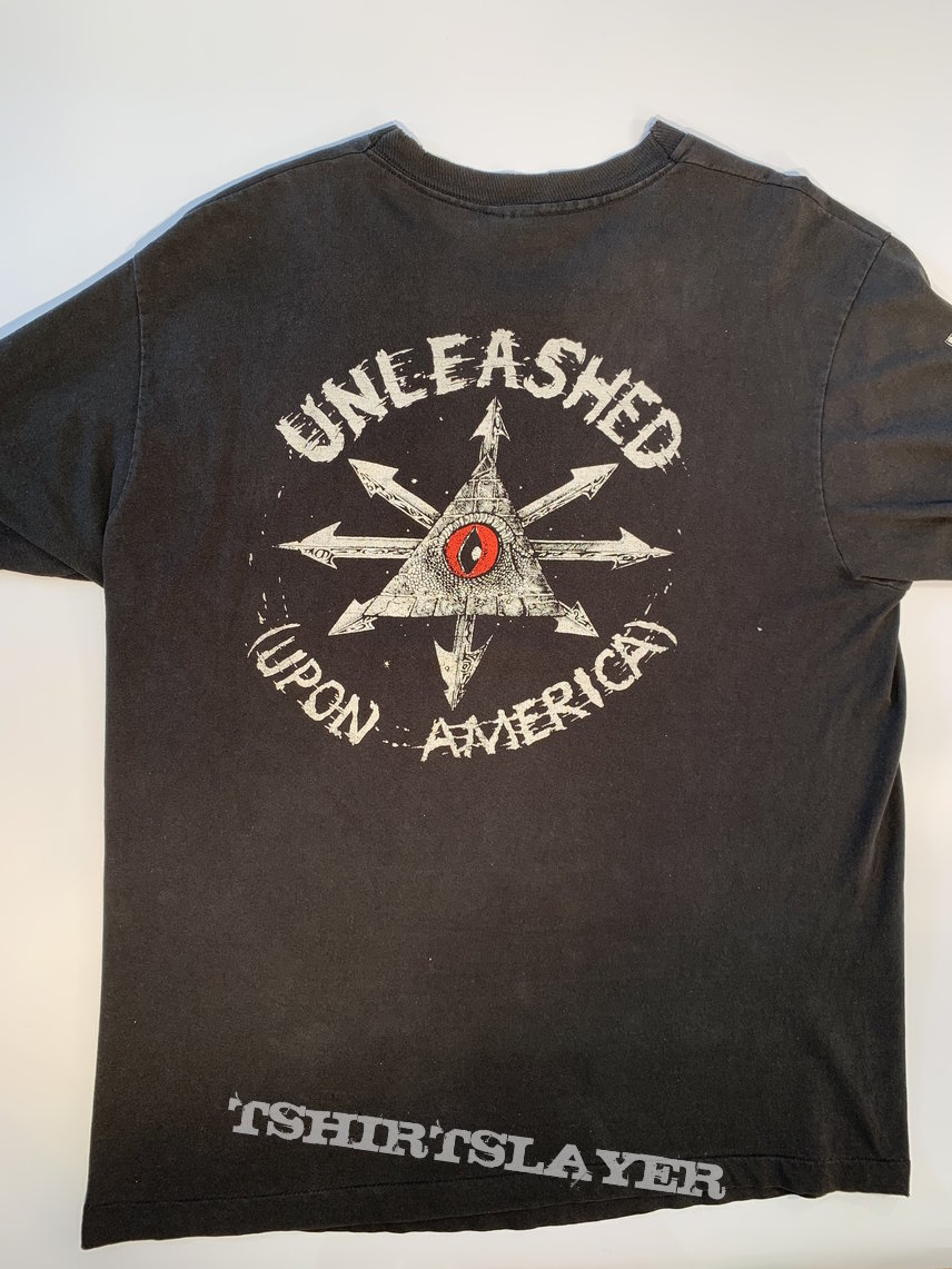 Bolt Thrower LS Warmaster, Unleashed Upon America