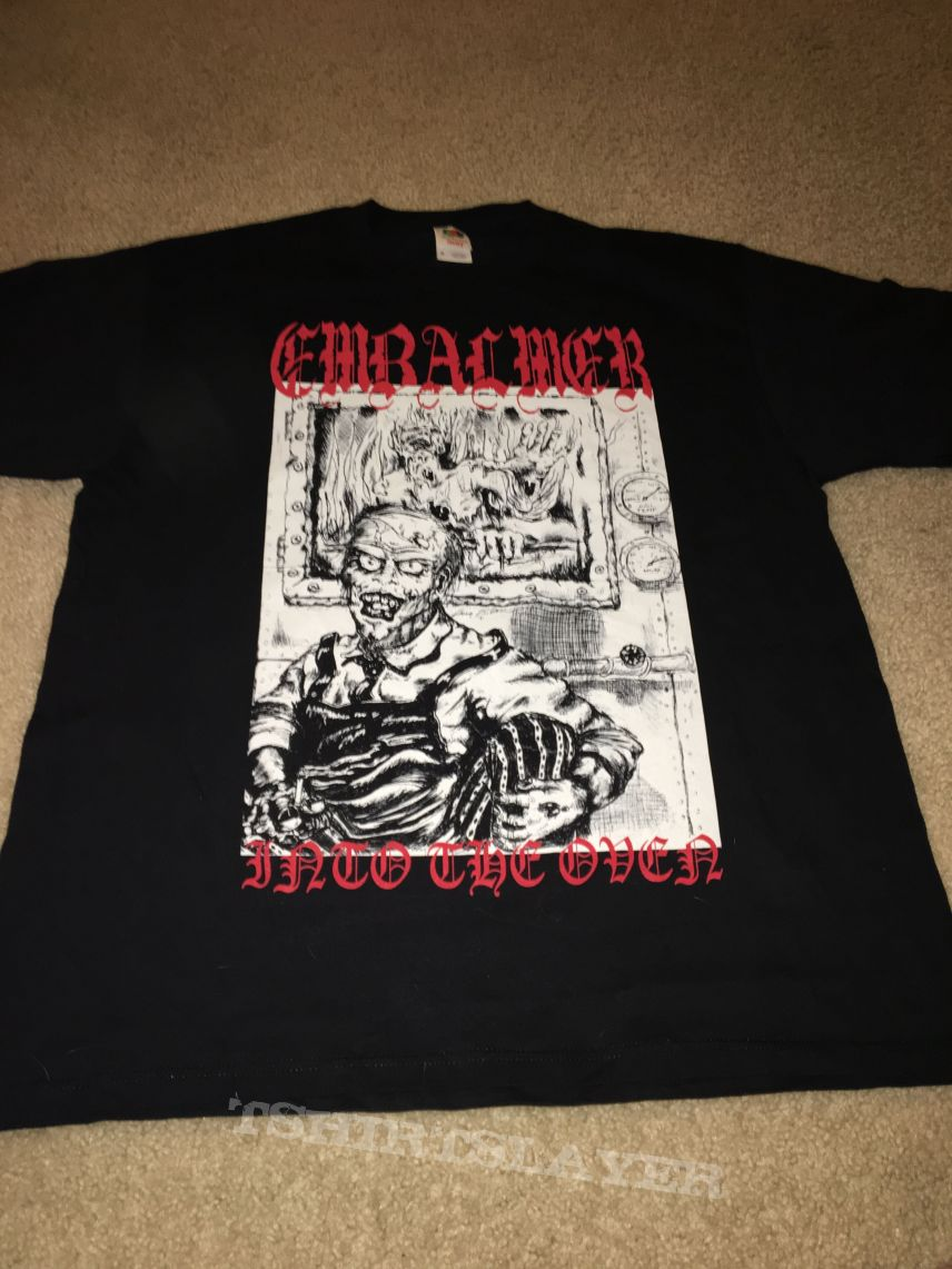 EMBALMER Into The Oven T-Shirt