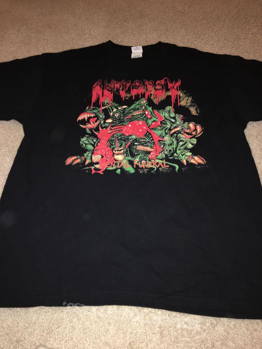 AUTOPSY Mental Funeral T-Shirt
