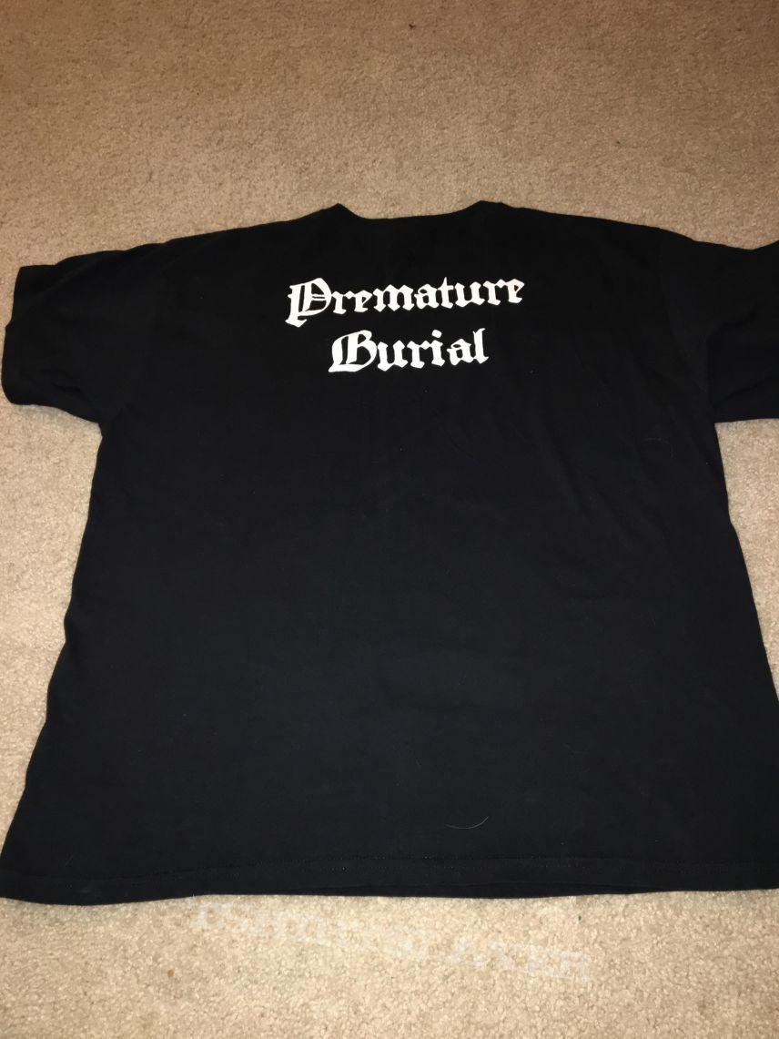 DERKETA Premature Burial T-Shirt