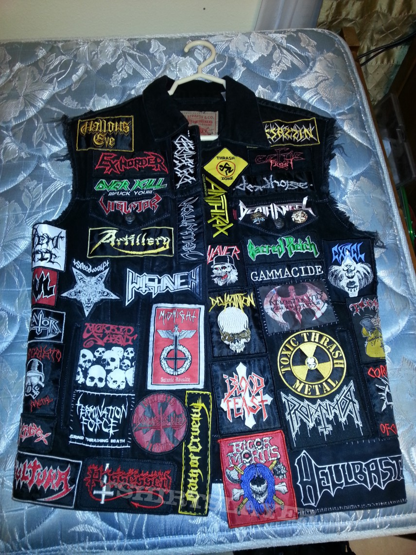 Battle Jacket #1
