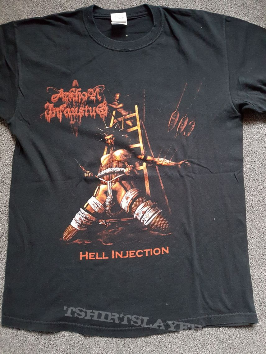 Arkhon Infaustus-Hell Injection Shirt