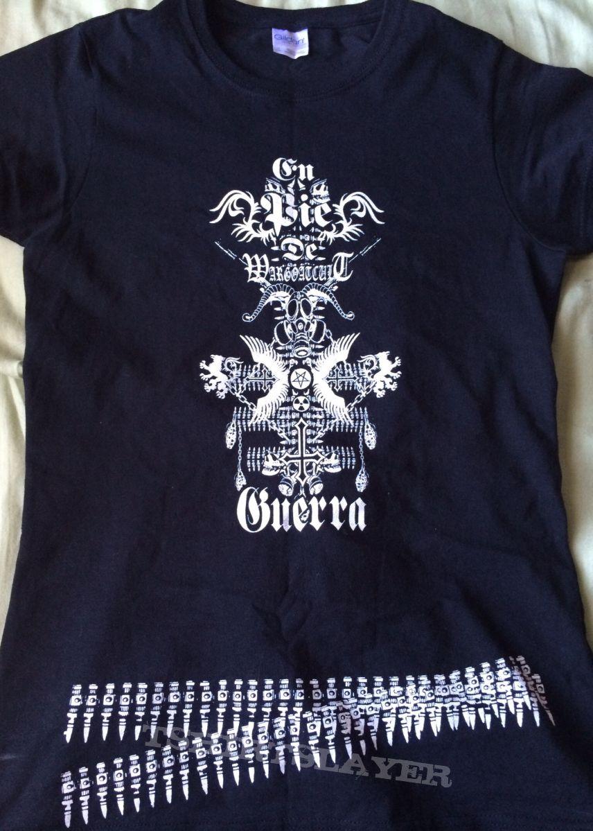 Wargoatcult girlie shirt