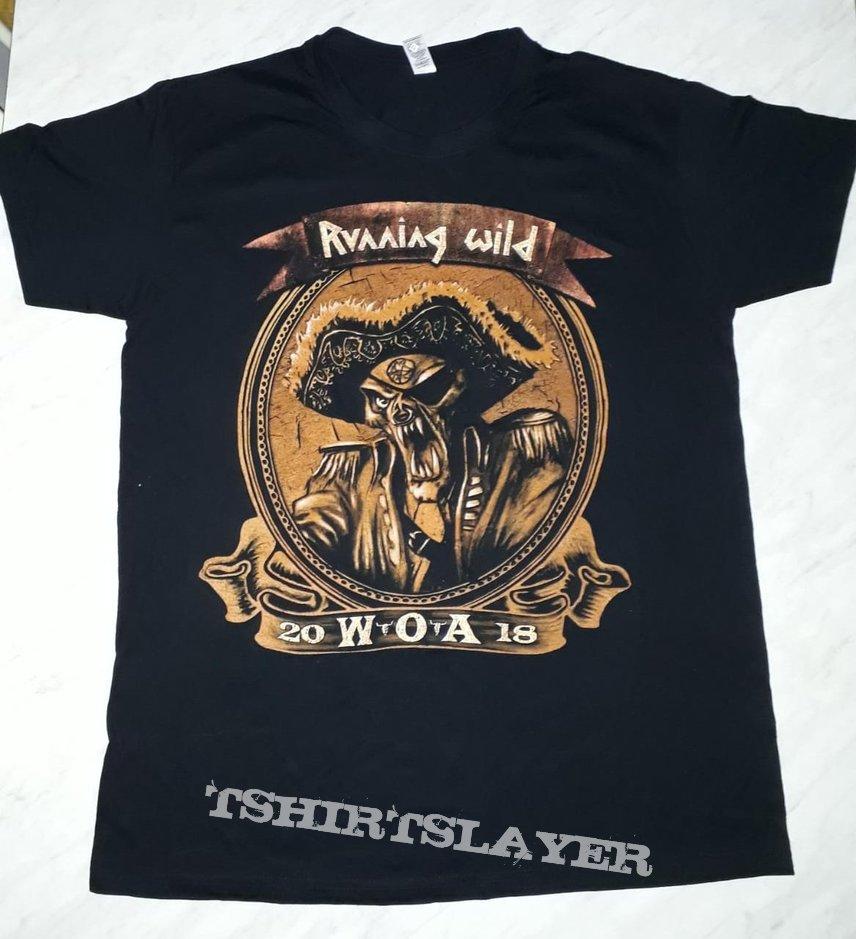 Running Wild - Port Royal 30 Years Anniversary shirt!