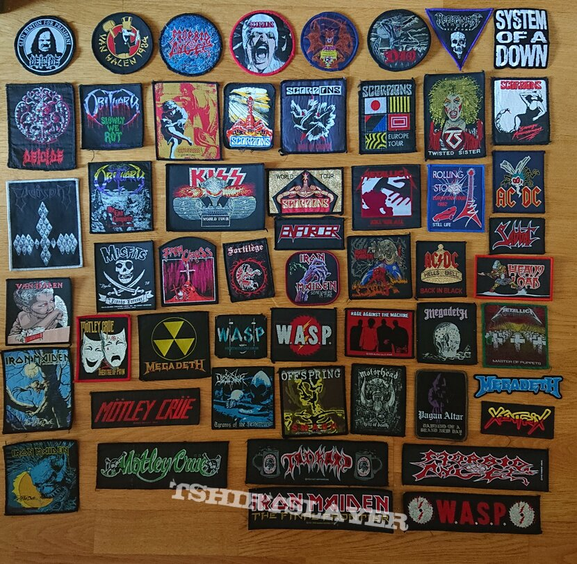 Bunch of patches
