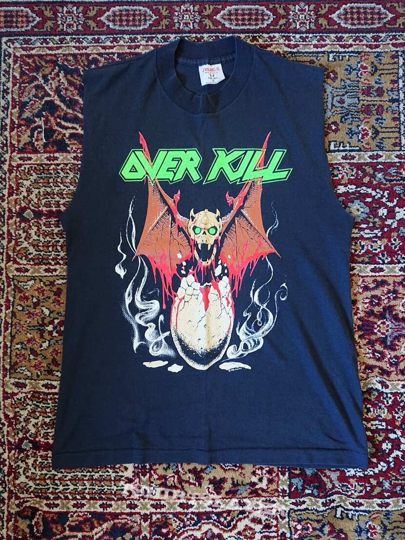 Overkill - Birth of Tension