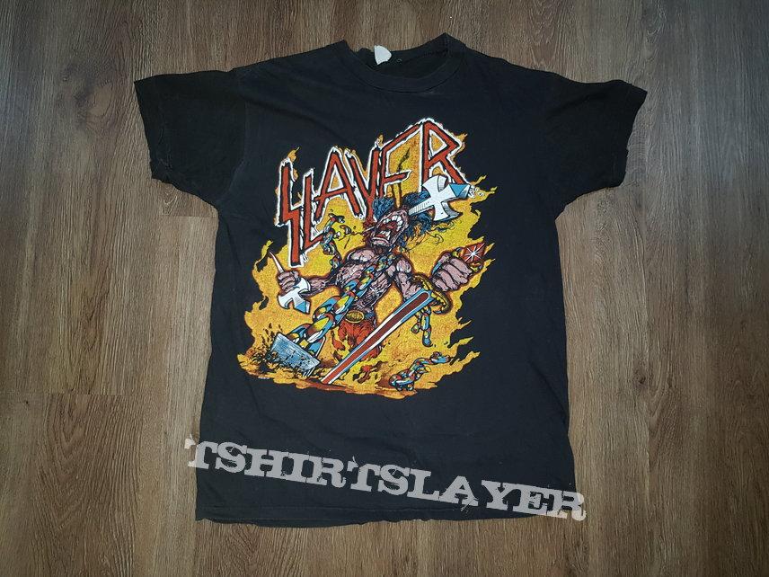 Vintage 1987 Slayer Def Jam Promo Shirt