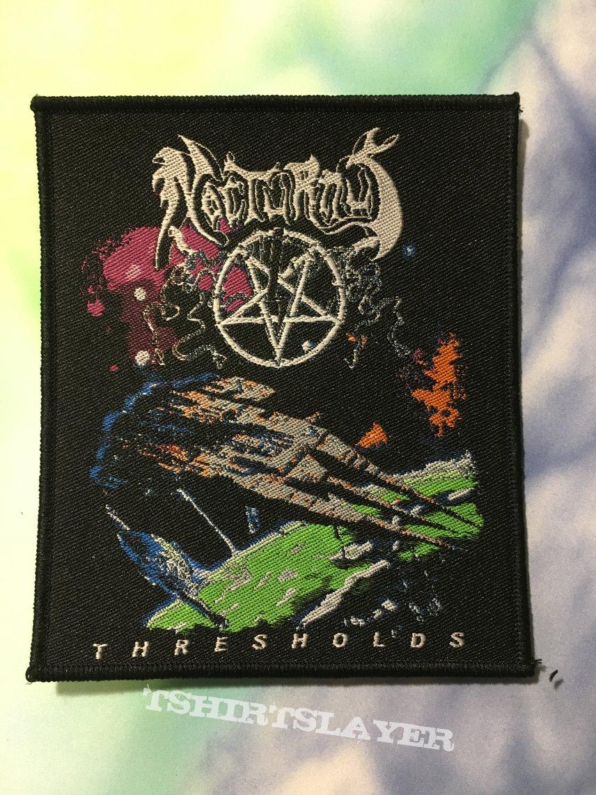 """Nocturnus """"Thresholds"""""""