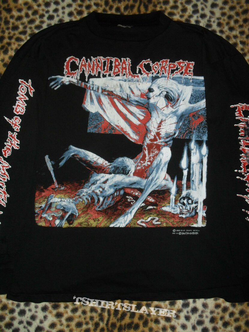 Cannibal Corpse original Tomb Of The Mutilated LS from 90's