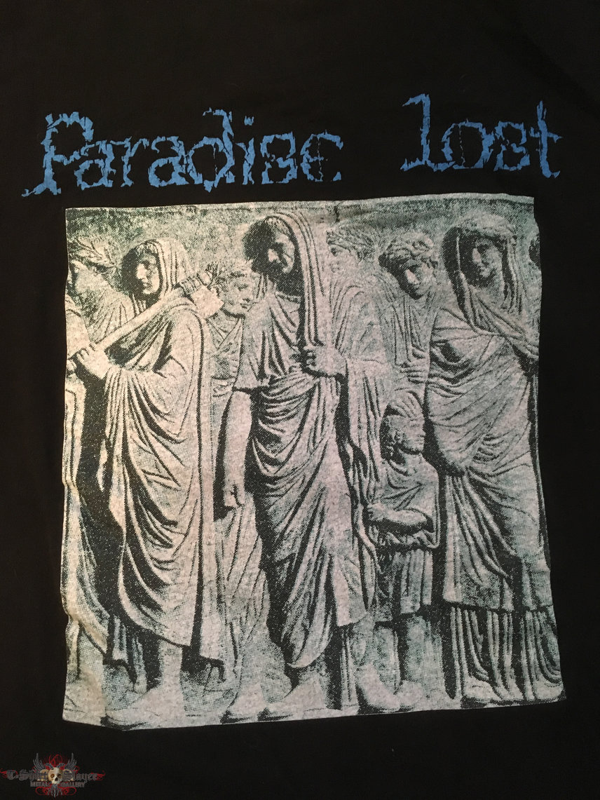 Paradise Lost  - March Of The Cross LS Tour 1991