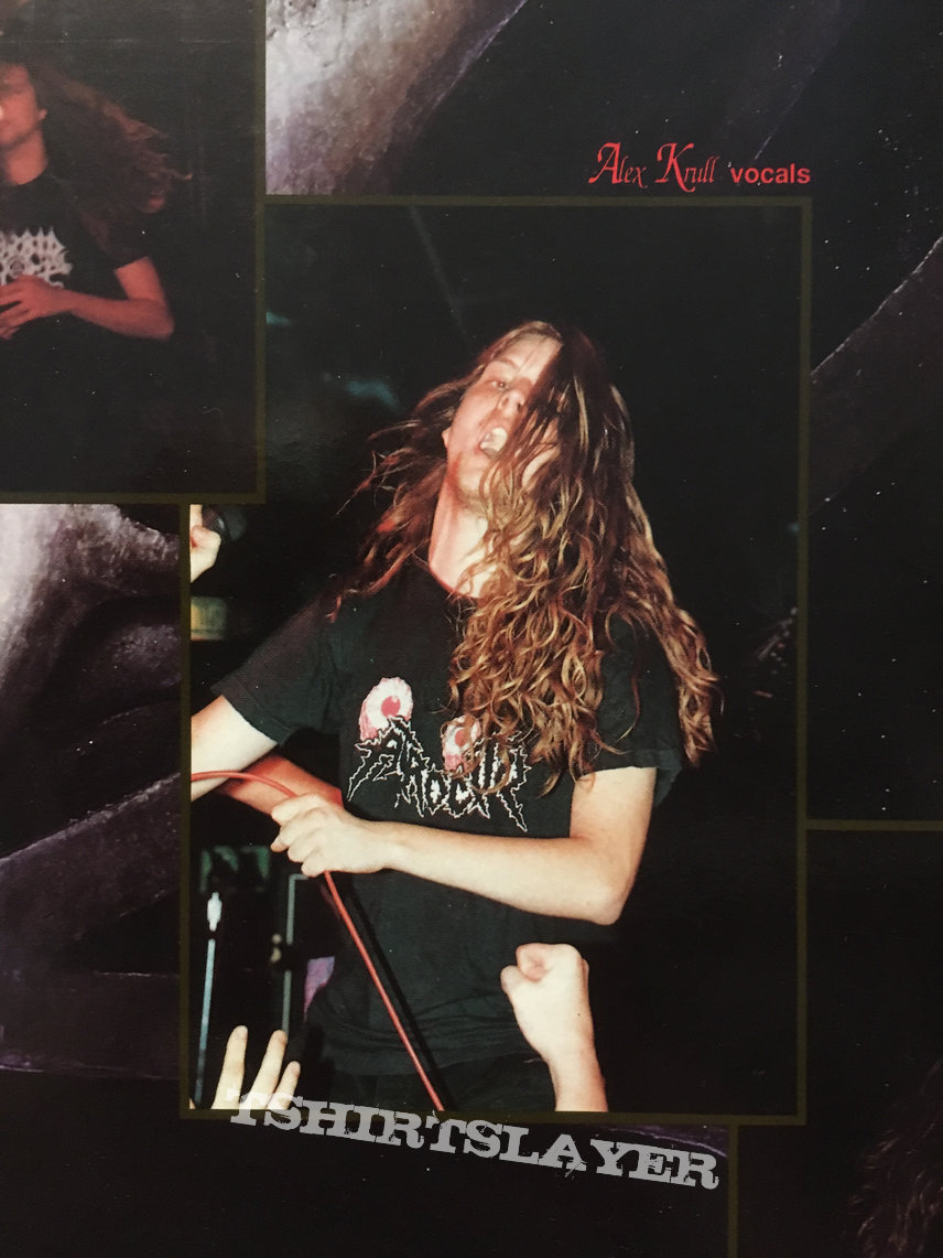"Atrocity ""Hallucinations"" OG 1990 Shirt"