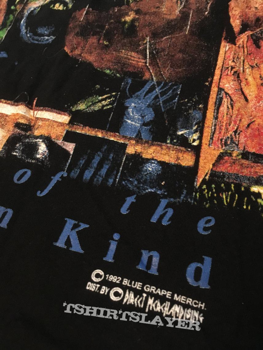"Disincarnate ""Dreams of the Carrion Kind"" Bootleg Tour Shirt"