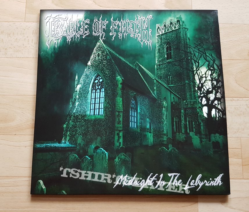 midnight in the labyrinth LP