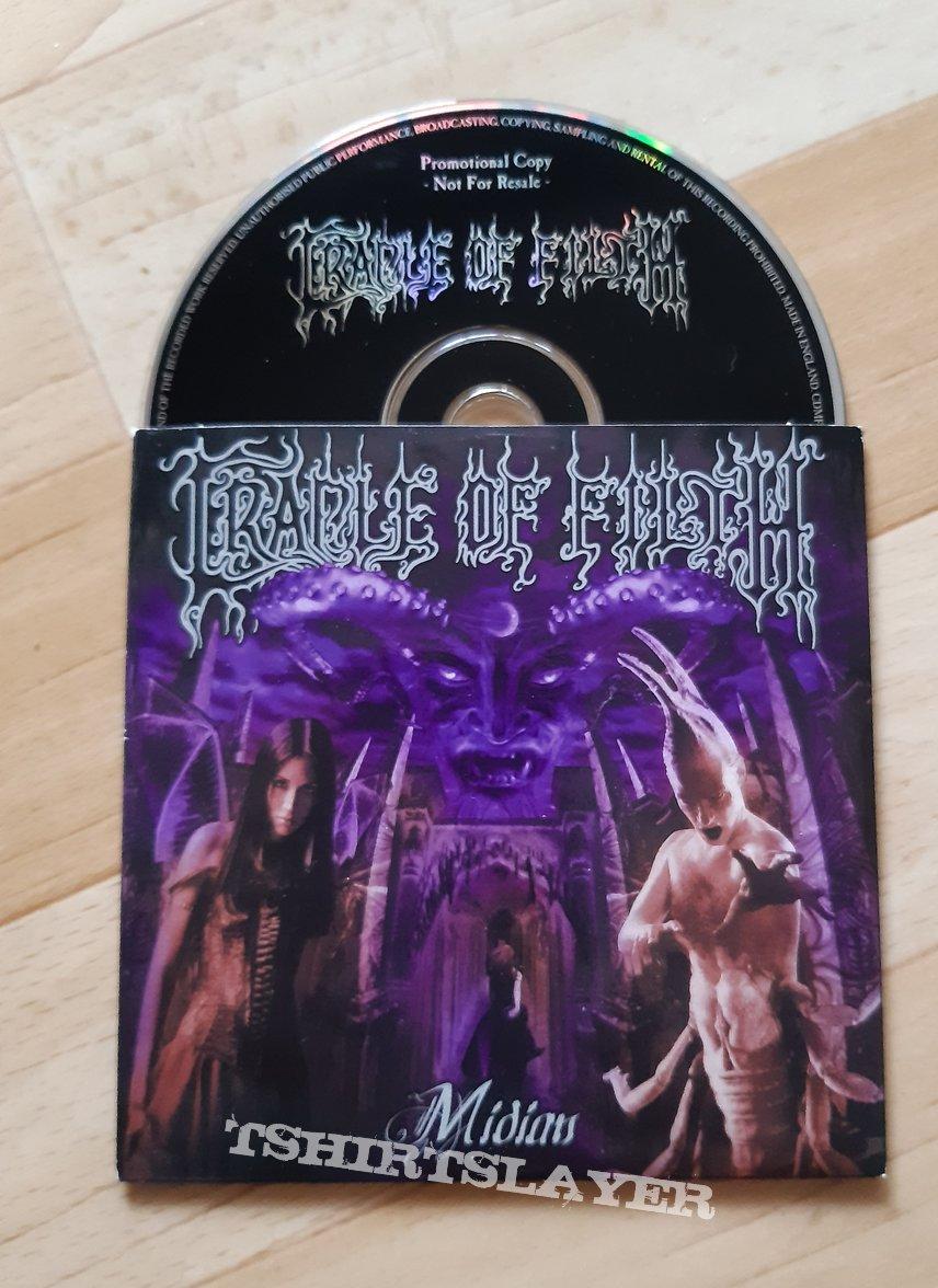 midian promo cd