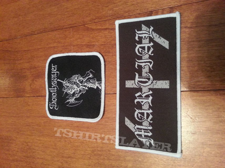 martial patch and soothsayer patch