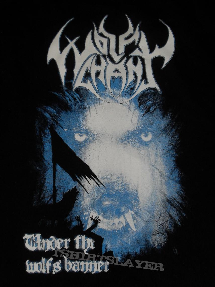 Wolfchant Sleeveless UNDER THE WOLFS BANNER