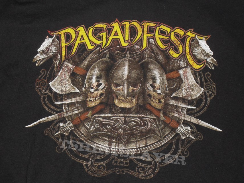 PAGANFEST Shirt | TShirtSlayer TShirt and BattleJacket Gallery