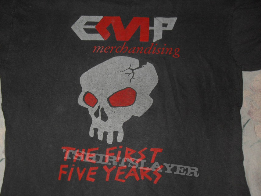 EMP Shirt 5 YEARS ANNIVERSARY