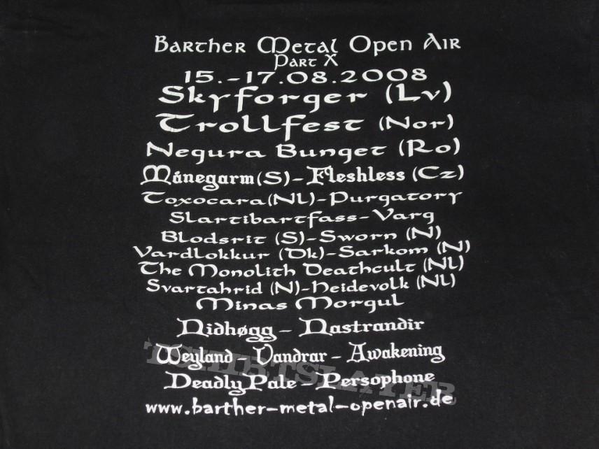 Barther Metal Open Air Shirt
