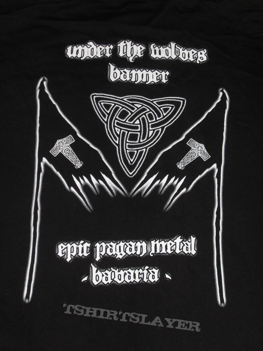 Wolfchant Shirt UNDER THE WOLFS BANNER