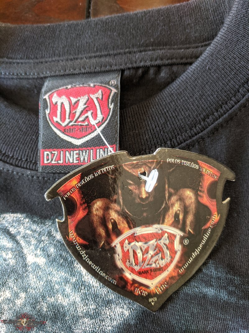 Megadeth 20XX Allover DZJ