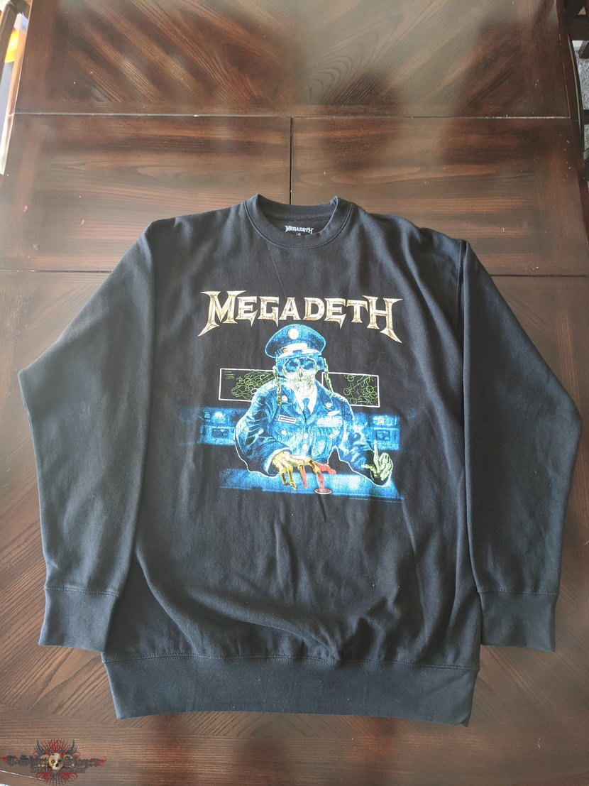 Megadeth 2020 RiP 30th Launch Sweater