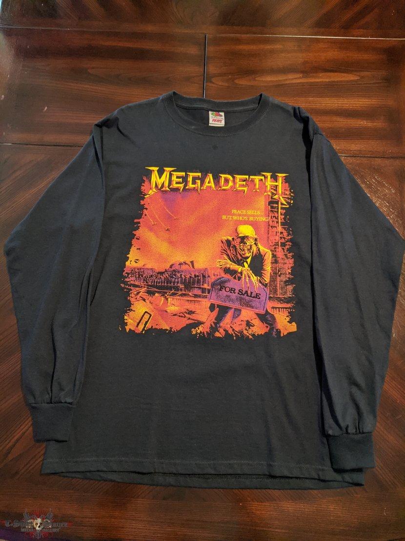 Megadeth 20XX PSbWB LS reprint