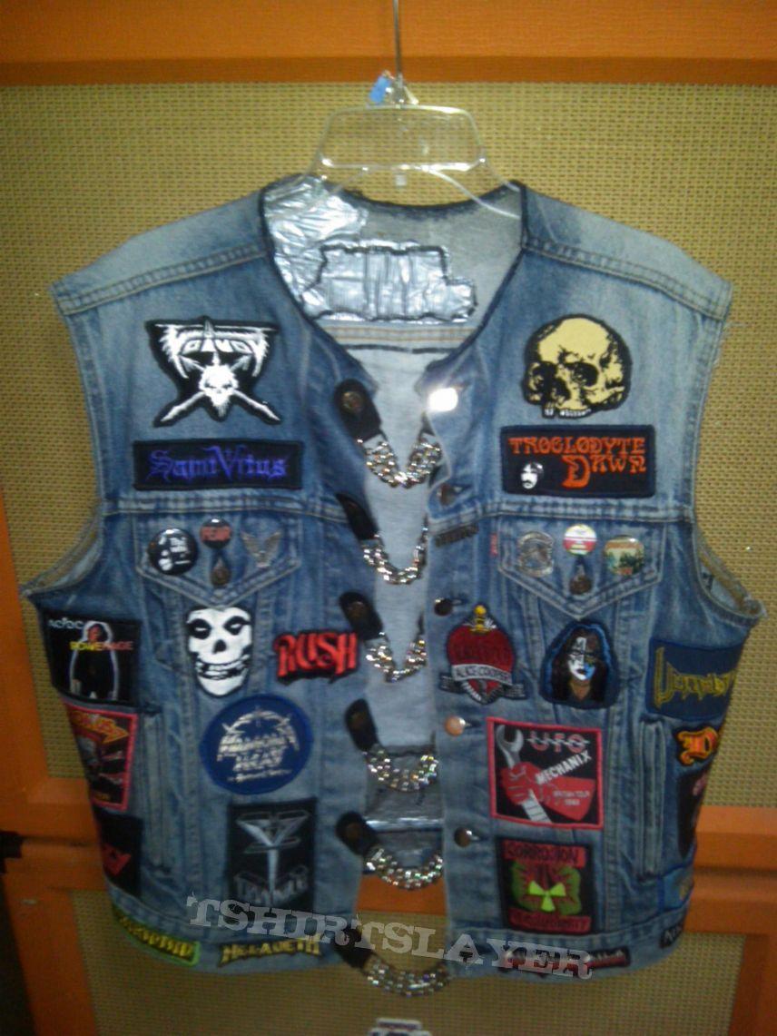 Denim Cut Tshirtslayer Tshirt And Battlejacket Gallery