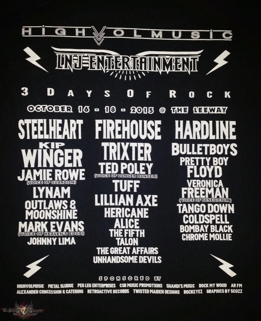 Rock n Skull Fest Shirt