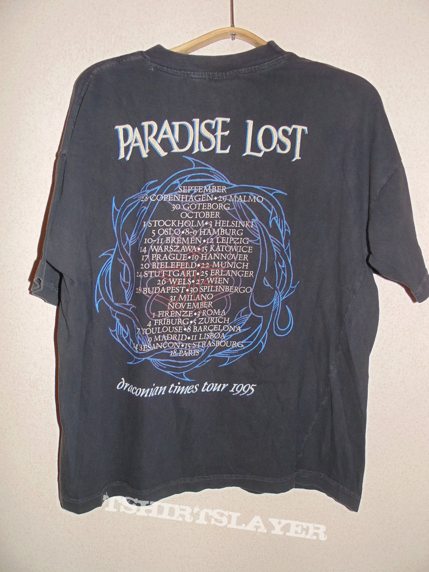 Paradise Lost ‎– Draconian Times