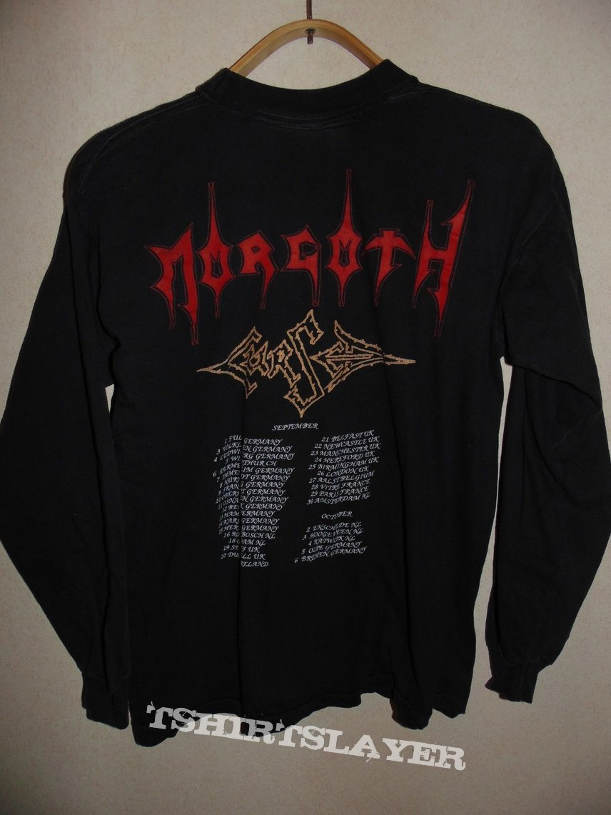 Morgoth - Cursed Tour