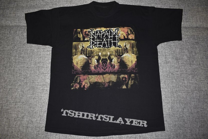 Napalm Death – Leaders Not Followers: Part 2