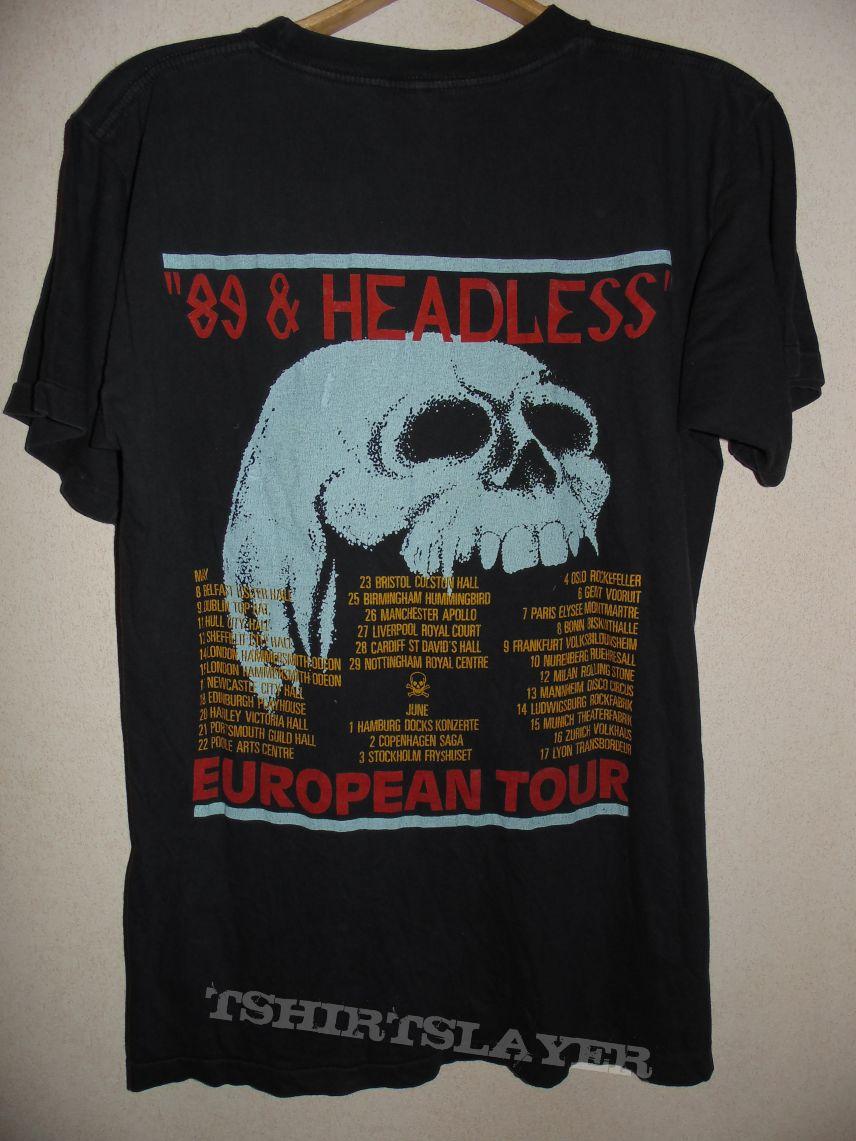 W.A.S.P. – The Headless Children tour '89