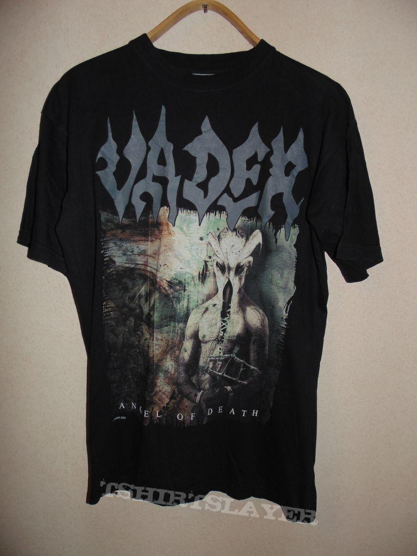 Vader - Angel of Death Tour 2002