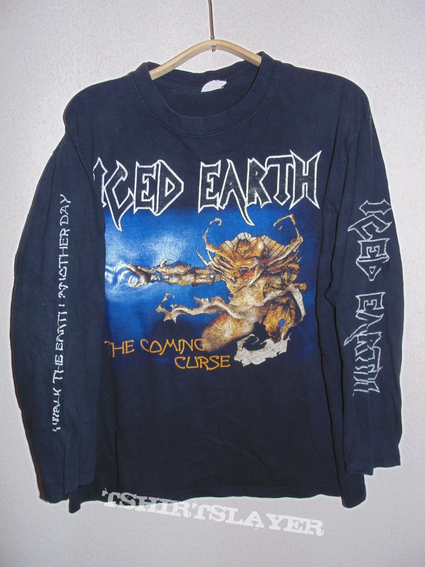 Iced Earth ‎– Coming Curse